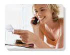 Accept Credit Cards over the telephone, FAX and mail order catalogues